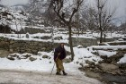 Srinagar-Jammu National Highway Opens; Night Temperatures Dip In Valley