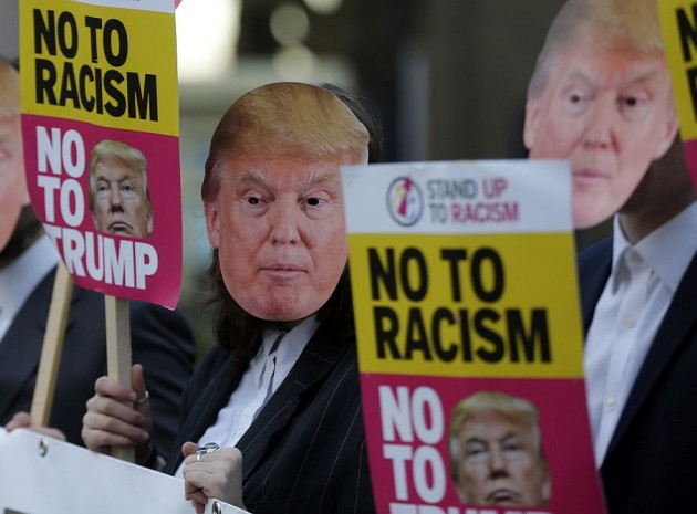 Trump formally withdraws U.S. from Trans-Pacific Partnership