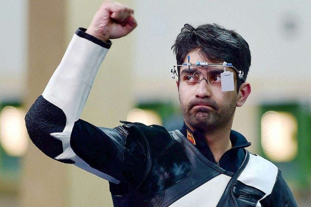 Gold Count Goes Down But Indian Shooters Dominate CWG