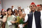 Those Wearing Saffron Scarves Have Got Licence to Beat Cops in UP, Says Akhilesh Yadav