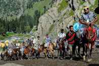 Militants Planning to Target Amarnath Yatra, Say Intel Reports
