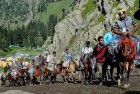 17th Batch of 3,603 Pilgrims Leave for Amarnath From Jammu