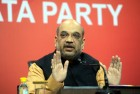 Opposition Climbing Same Tree Like Rats, Snakes In Flood: Amit Shah