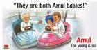 Kerala CM's 'Amul Baby' Dig at Rahul Inspires Amul Ad