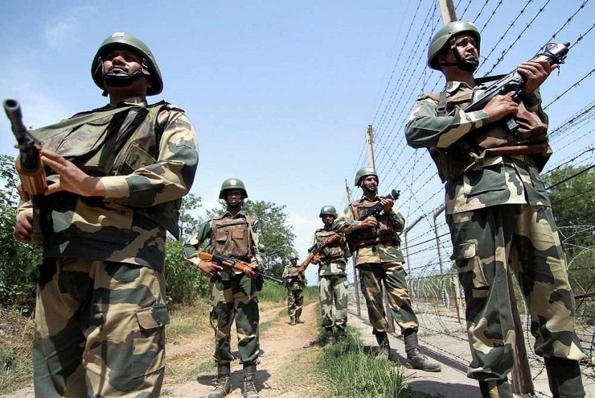 Major infiltration bid foiled in north Kashmir Two infiltrators killed