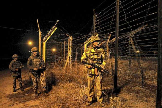 Indian Army Apprehensive After Land Collapse Near LoC