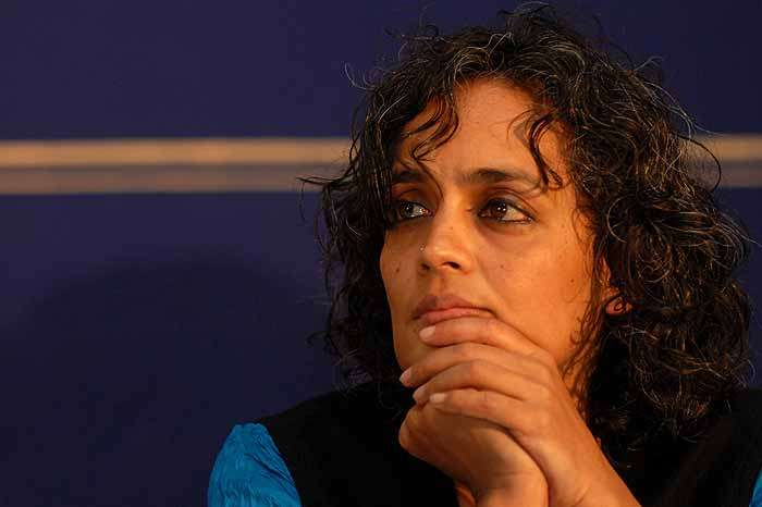 No Need to Register Case Against Arundhati Roy: Gandhi Forum