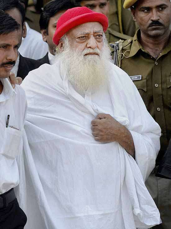Asaram Case: Witness' Family Approaches Gujarat Cops for Protection