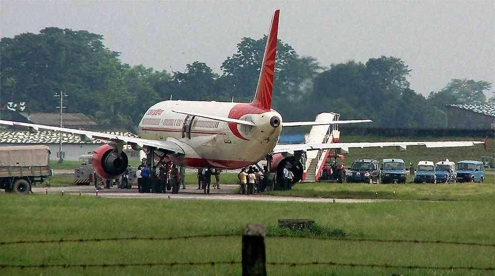 Maximum Passenger Complaints Against Air India