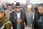 NDA Tends to Award Those Involved in Babri Demolition: Azam