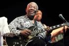 Blues Legend B.B. King Dies at Age 89