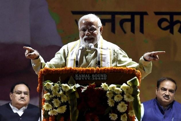 Make India international trading centre for diamonds: Modi