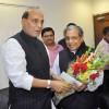 Former JD(U) MP N.K. Singh Joins BJP