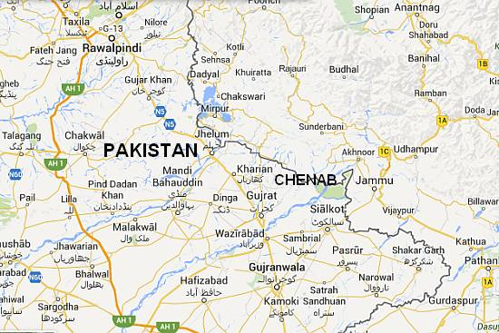 BSF Jawan Swept Away in Chenab, Captured by Pakistan