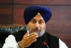 Amarinder Playing Into Hands Of Anti-National Forces: Sukhbir Singh Badal