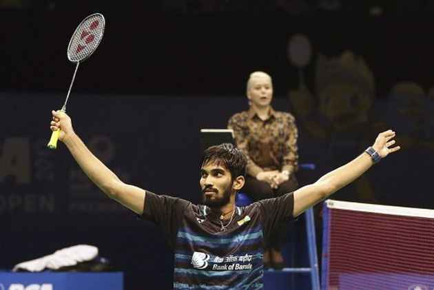 Chandrababu Naidu congratulates Kidambi Srikanth for winning Australian Open