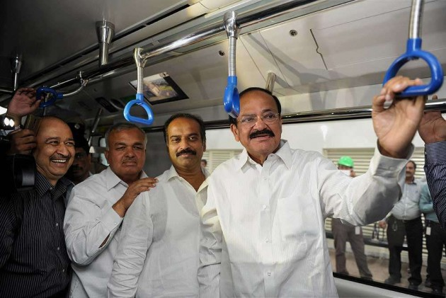 Venkaiah Urges Youngsters Going Abroad to Learn, Earn and Return