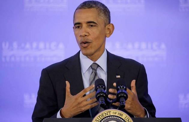 US Will Intervene If Innocents Face Massacre: Obama