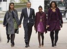 Obama Slammed for Letting Daughters Listen to Beyonce