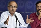 ABVP Activists Disrupt Prashant Bhushan's Programme at UP College