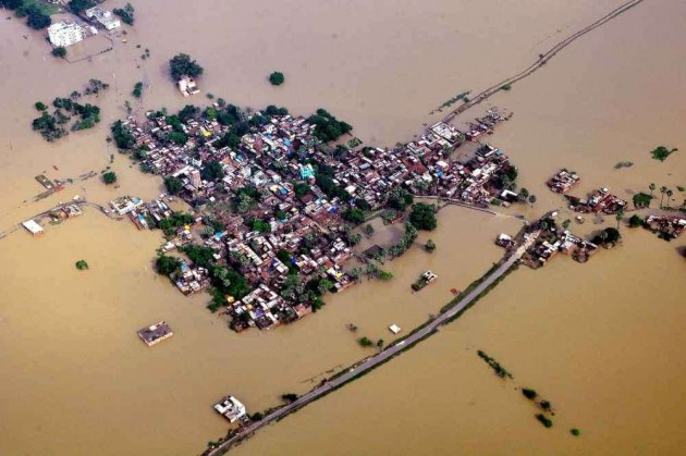 Nine Districts in Bihar Hit by Flood, 4 Lakh People Affected