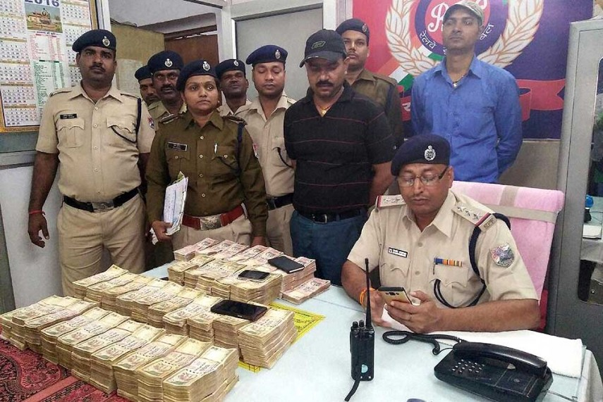 Money laundering? 'Missing' Rs 3.5 crores found, Naga MP's son-in-law arrested