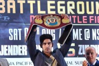 Vijender Singh Urges for Indo-China Peace After Win Over Zulpikar