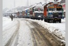 Kashmir Remains Cut Off From The Rest Of The Country Because Of Heavy Snowfall