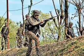 One CRPF Sub-Inspector Killed, Two Jawans Injured After Terrorists Attack Their Vehicle