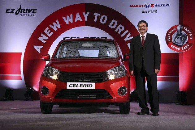 Aiming to Sell 3 Mn Cars a Year, Maruti to Double Num of Models