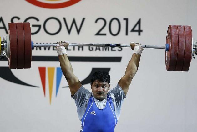 Chandrakant Mali Wins Bronze in 94Kg Weightlifting