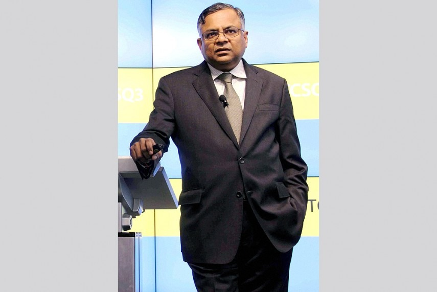 N. Chandrasekaran Appointed Tata Global Beverages Chairman