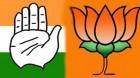 Clash Among Congress, BJP Workers Over Espionage Arrests