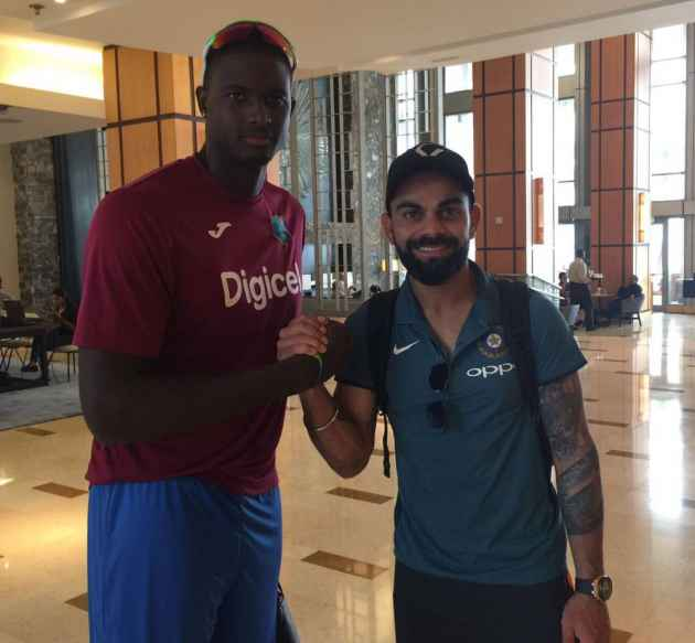 Head Coach-Less Team India Arrives In West Indies For ODI, T20 Series