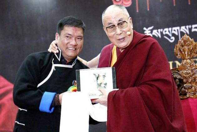 China Says Dalai Lama's Visit Had A 'Negative Impact' On Sino-India Ties