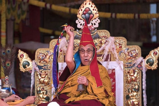 China's Ruling Communist Party Claims Some Of Its Officials Were Funding Dalai Lama