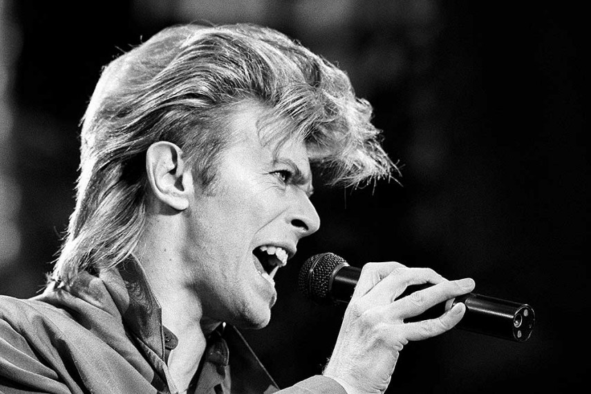 David Bowie Wins Top Honours at Brit Awards for His Swansong 'Blackstar'
