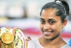 Dipa Karmakar Becomes First Indian Woman Gymnast to Qualify for Olympics