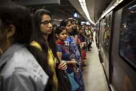 Spark in Delhi Metro Coach Creates Panic, Passengers Deboarded