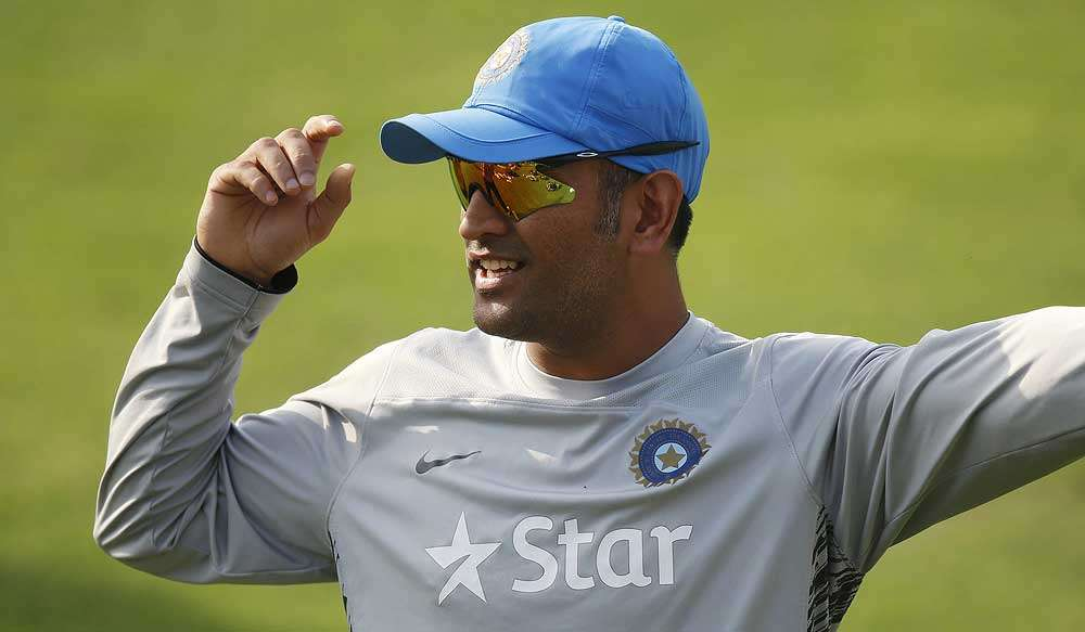Dhoni Ends Speculations of 'Boss' Fletcher's Role in Series