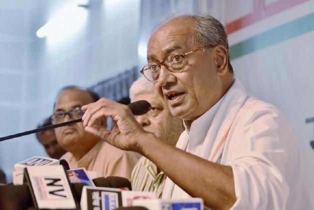 Digvijaya Singh removed as Goa, Karnataka in-charge