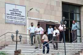 ED Conducts Searches At Five Locations in Rs 600 Cr Ponzi Probe