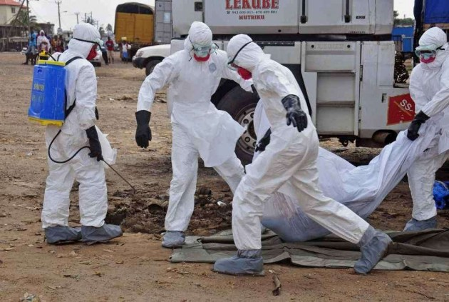 MSF Says Ebola 'Moving Faster' Than They Can Handle