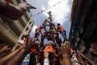 Gujarat Too Mulls Lending Adventure Sport Status to Dahi Handi