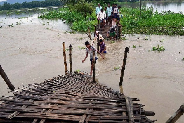 One More Dies in Assam Floods, Toll Mounts to 26