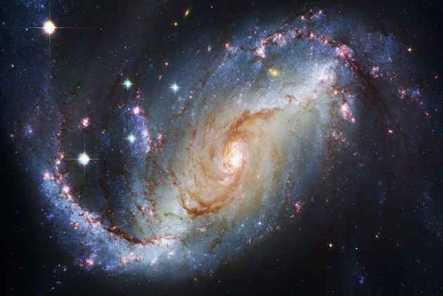 Indian scientists discover supercluster of galaxies: 'Saraswati'