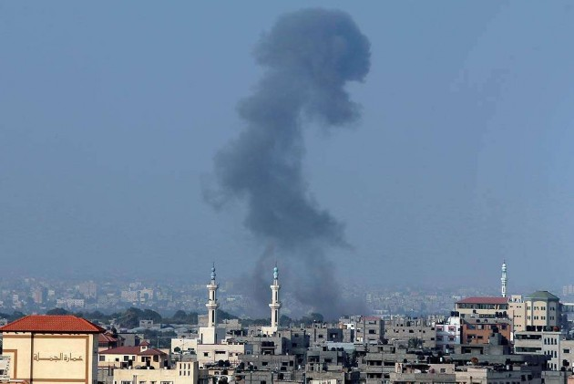 Israel, Hamas Resume Fire After Three-Day Gaza Truce