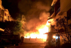 Four Die After Fire Breaks Out in Chennai's Apartment Complex