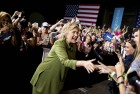 Trump Accuses Clinton for Email Scandal of Democratic Party