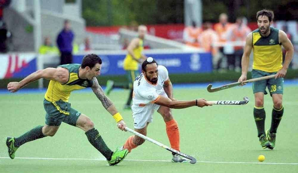 Sardar Singh Suspended for Semi-Final Against NZ
